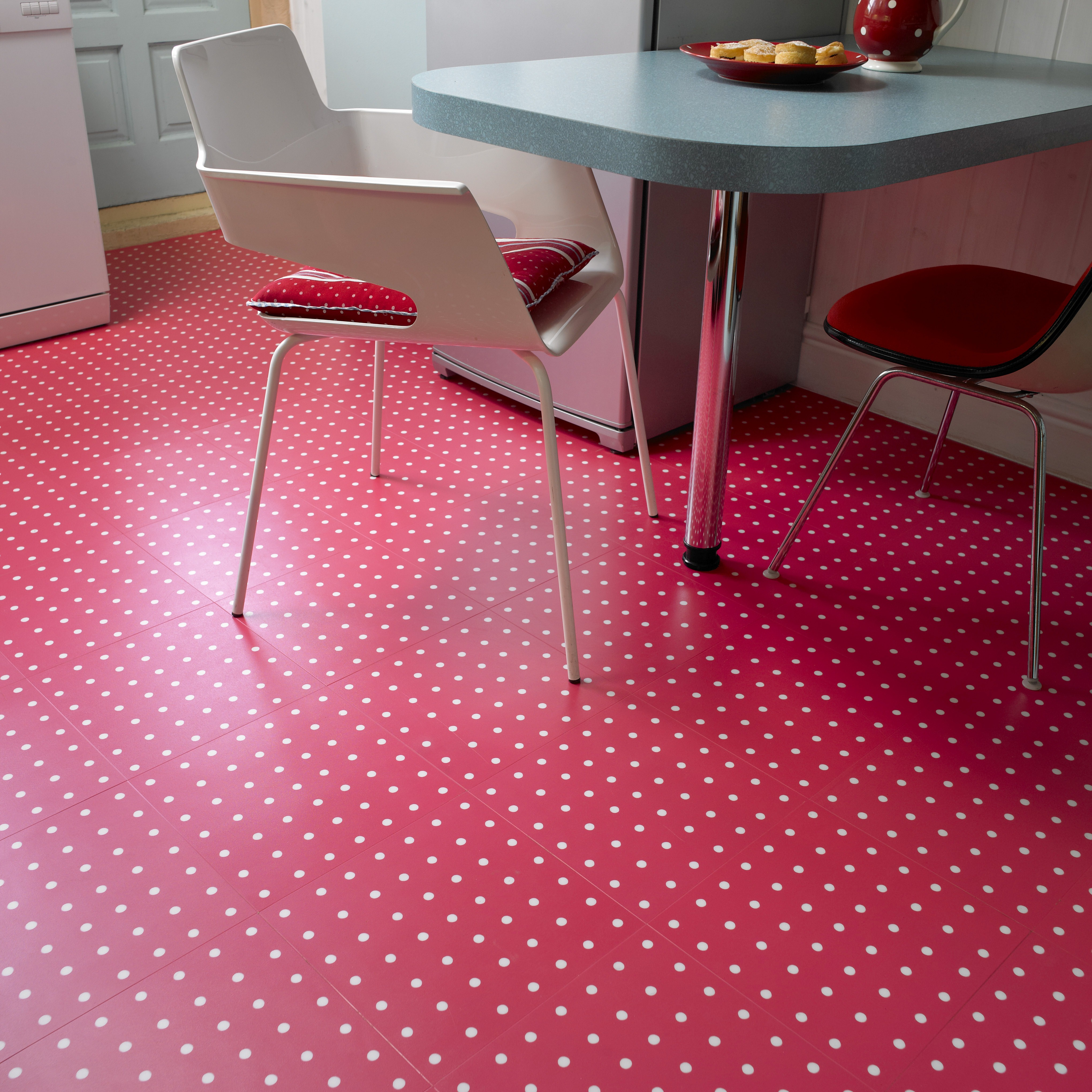 Photos Of Pink Rubber Flooring