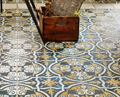 28 flooring tips tricks and ideas to transform your home for Unique linoleum flooring